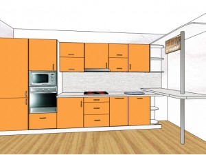 Катя кухня 4м в заказ 2